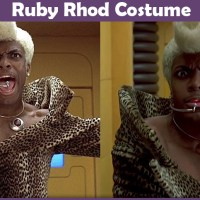 Ruby Rhod Costume - A DIY Guide
