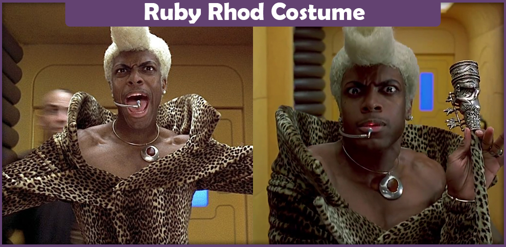 Ruby Rhod Costume – A DIY Guide