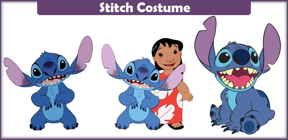 Stitch Costume – A DIY Guide
