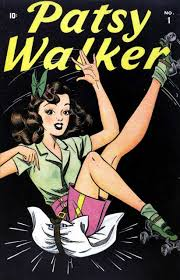Patsy Walker Reference Image.