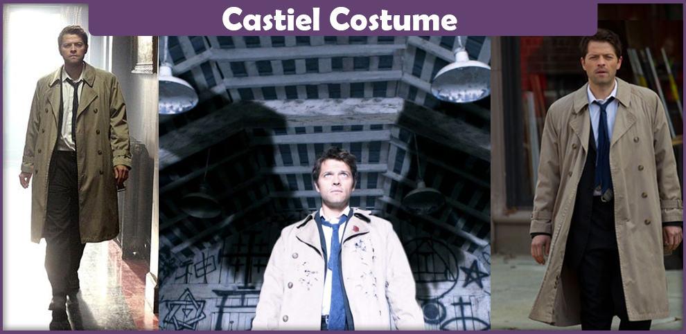 Castiel Costume – A DIY Guide