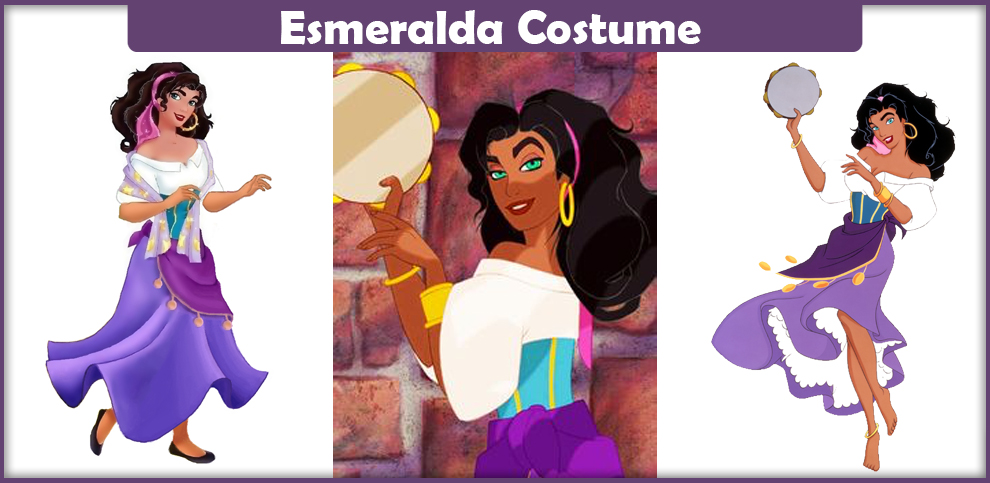 Esmeralda Costume – A DIY Guide