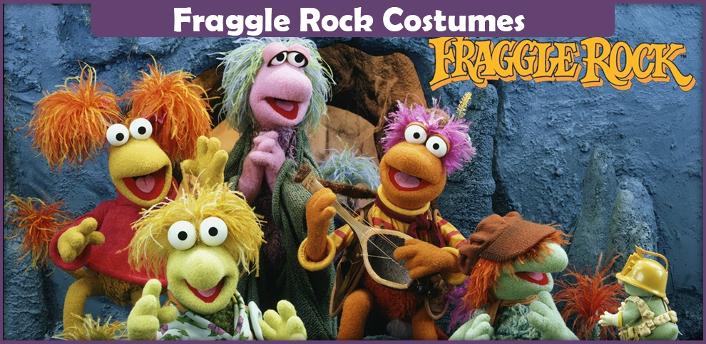 Fraggle Rock Costumes – A DIY Guide