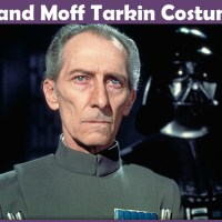 Grand Moff Tarkin Costume - A DIY Guide