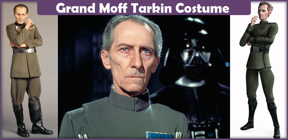 Grand Moff Tarkin Costume