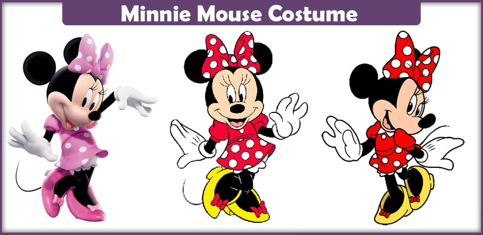 Minnie Mouse Costume – A DIY Guide