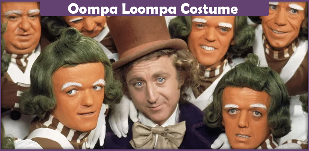 Oompa Loompa Costume – A DIY Guide