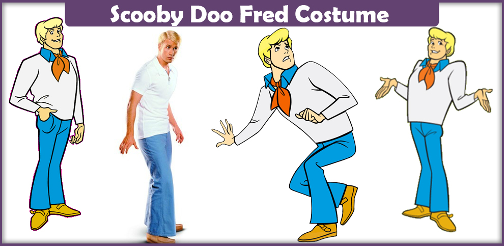 Scooby Doo Fred Costume – A DIY Guide