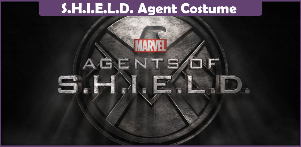 SHIELD Agent Costume – A DIY Guide