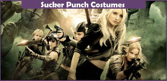 Sucker Punch Pinterest: Sucker Punch Costumes