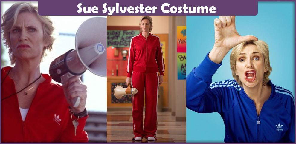 Sue Sylvester Costume – A DIY Guide