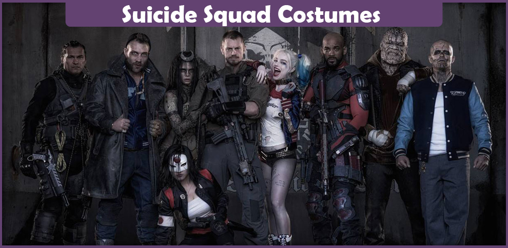 Suicide Squad Costumes – A DIY Guide
