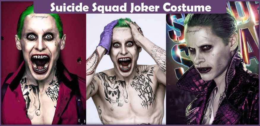 Suicide Squad Joker Costume A Diy Guide Cosplay Savvy