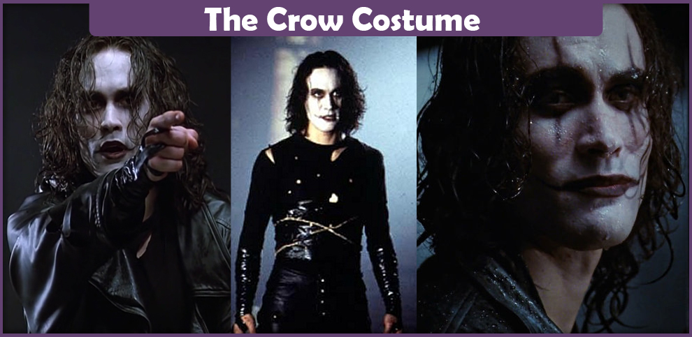 The Crow Costume – A DIY Guide