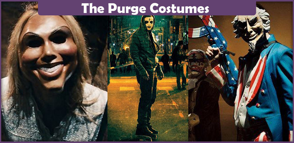 The Purge Costumes – A Costume Guide