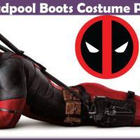 Deadpool Boots - A DIY Guide