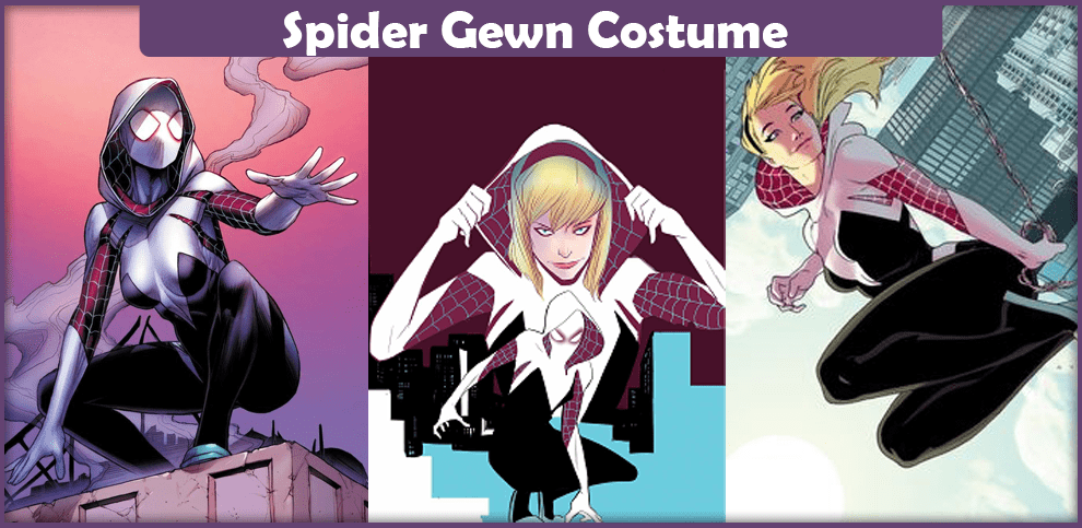Spider Gwen Costume – A DIY Guide