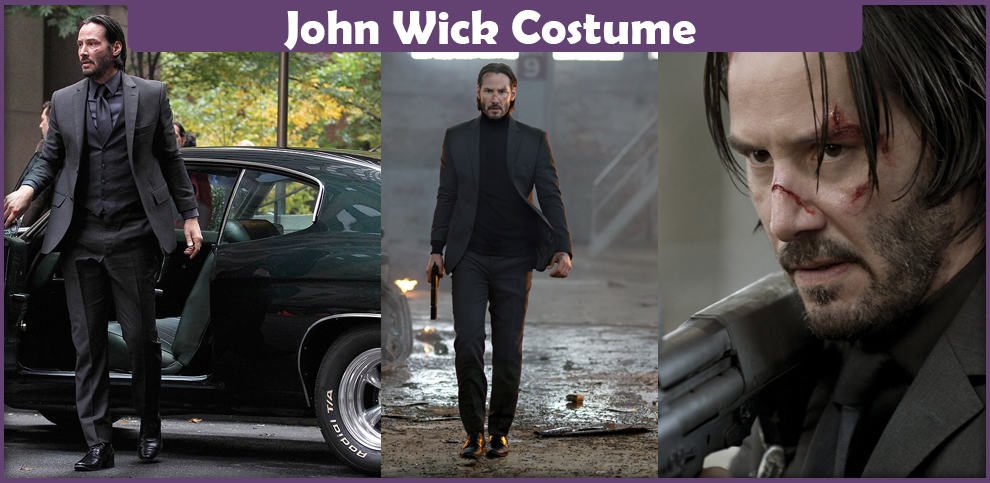 John Wick Costume – A DIY Guide