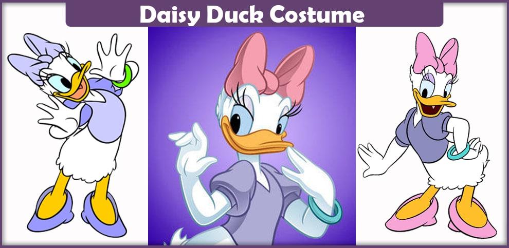 Daisy Duck Costume – A DIY Guide