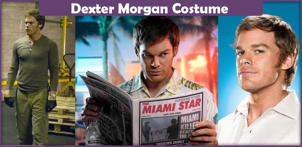 Dexter Morgan Costume – A DIY Guide