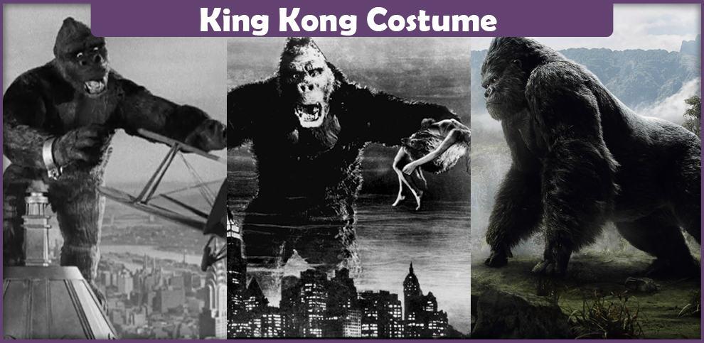 King Kong Costume – A DIY Guide