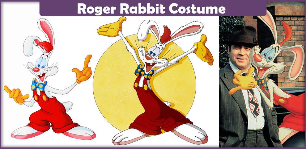 Roger Rabbit Costume – A DIY Guide
