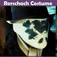 Rorschach Costume - A DIY Guide