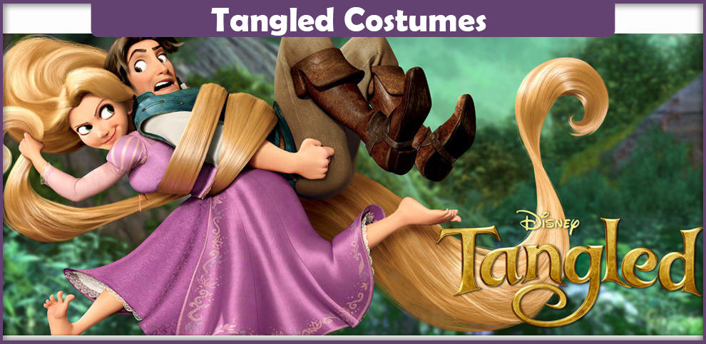 Tangled Costumes – A DIY Guide