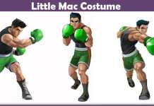Little Mac Costume