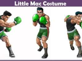Little Mac Costume