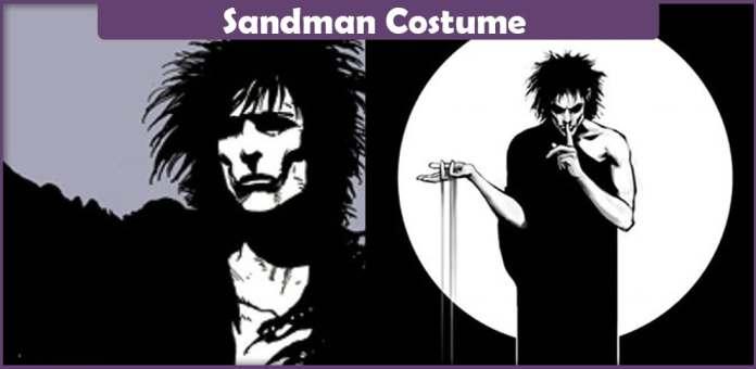 Sandman Costume
