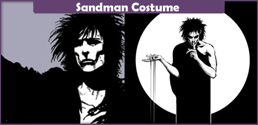 Sandman Costume – A DIY Guide