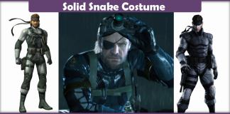 Solid Snake Costume