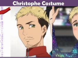 Christophe Costume