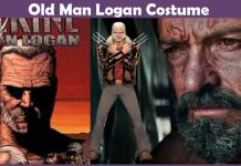 Old Man Logan Costume