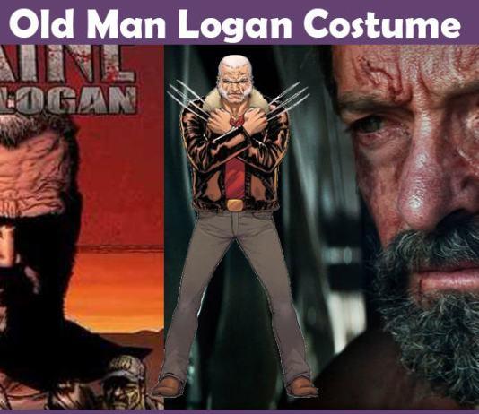 Old Man Logan Costume