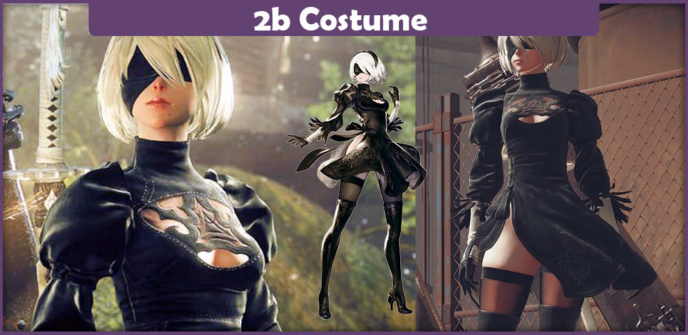 2b Costume – A DIY Guide