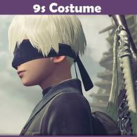 9s Costume - A DIY Guide