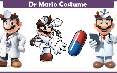 Dr Mario Costume – A Cosplay Guide
