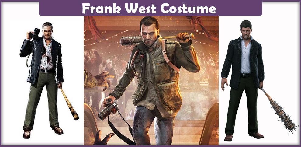 Frank West Costume