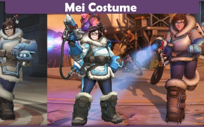 Mei Costume – A Cosplay Guide