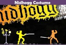 Nidhogg Costume
