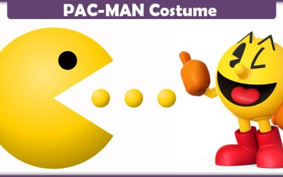 PAC-MAN Costume – A Cosplay Guide