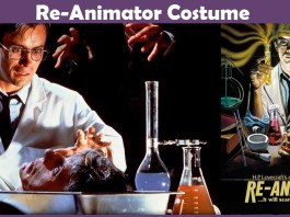 Re-Animator Costume