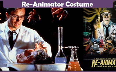 Re-Animator Costume – A Cosplay Guide