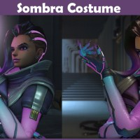 Sombra Costume - A Cosplay Guide