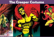 The Creeper Costume