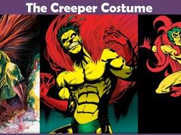 The Creeper Costume