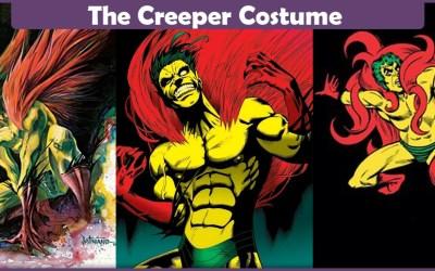 The Creeper Costume – A DIY Guide