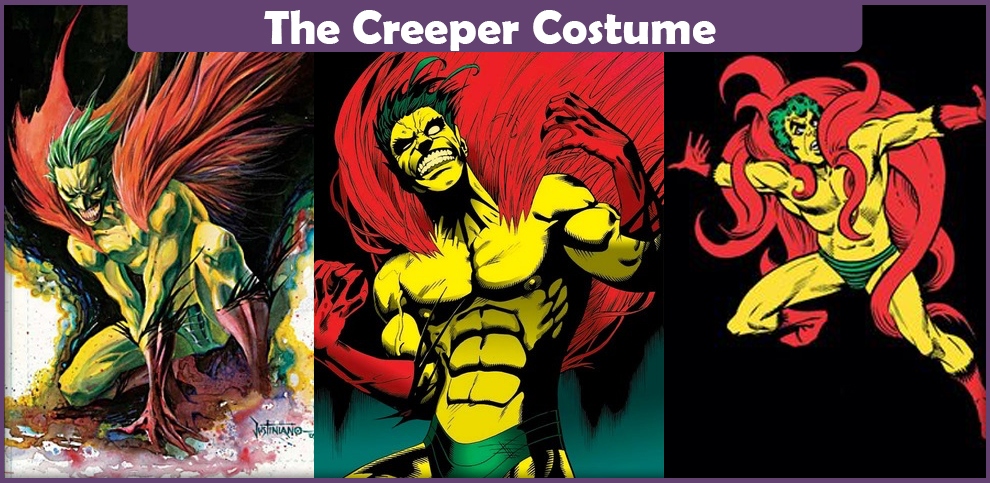 The Creeper Costume – A DIY Guide